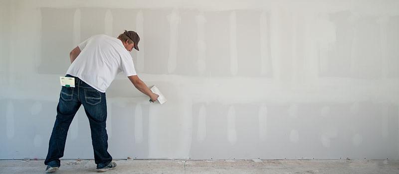 Advanced Drywall taping new sheetrock